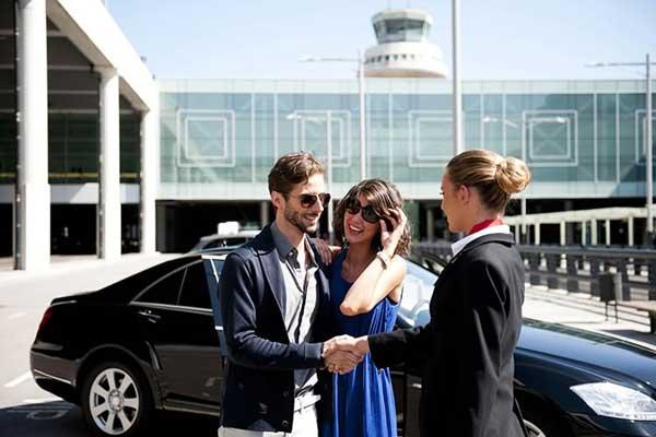 Transfer aeropuerto Madrid Barajas