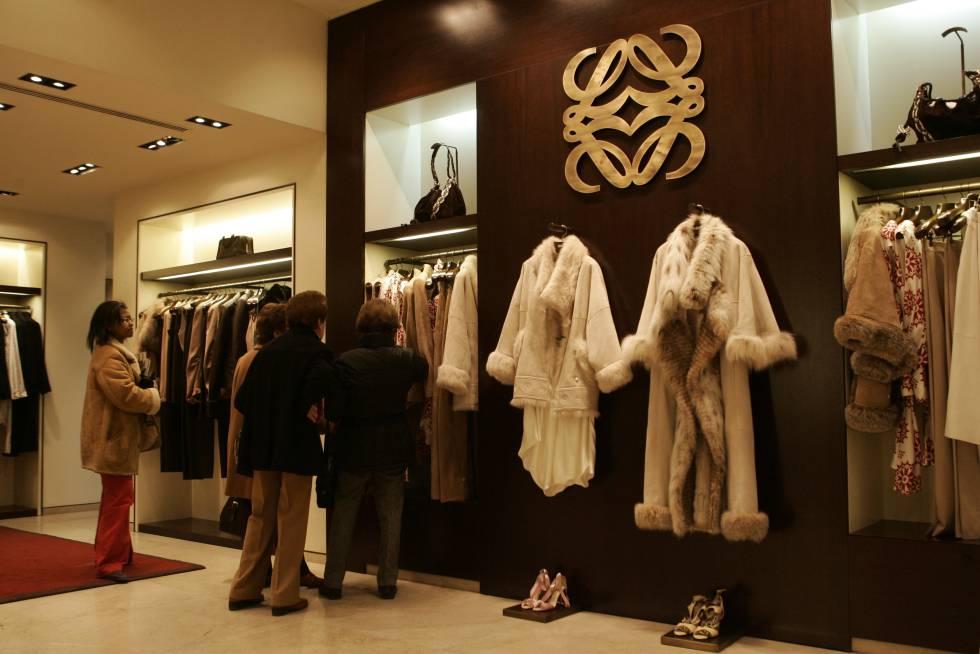 tiendas de lujo madrid 2019