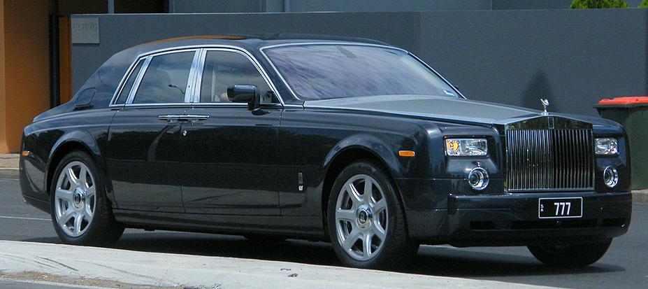 Precio alquiler coche para boda en Madrid. Roll Royce